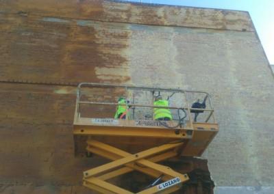 reparacion fachadas cadiz imdeca