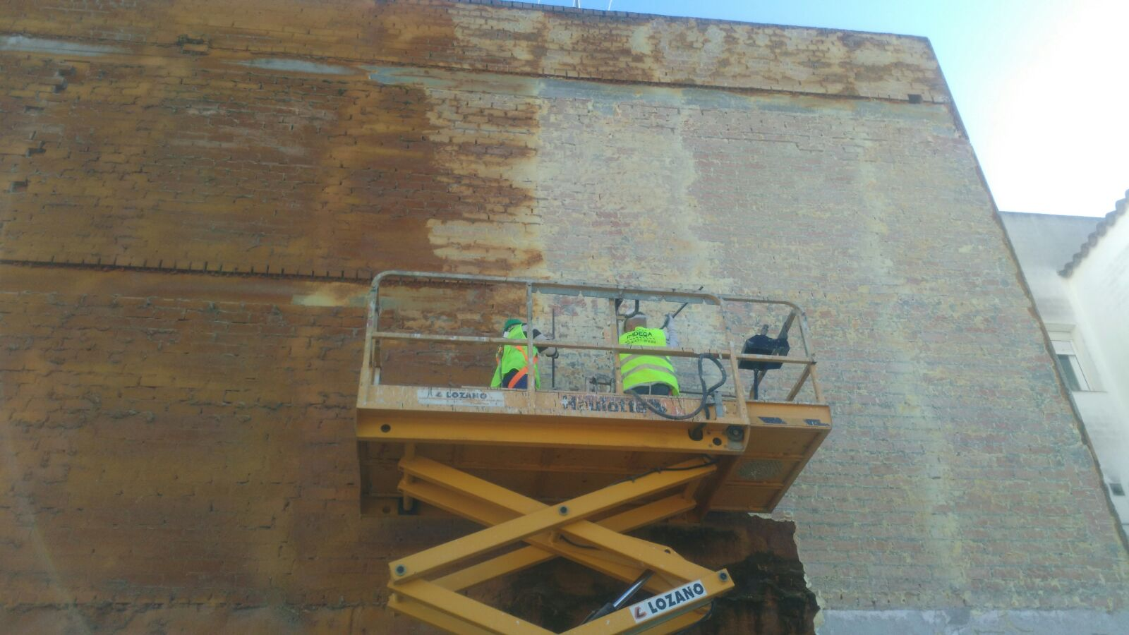 imdeca reparacion de fachadas cadiz